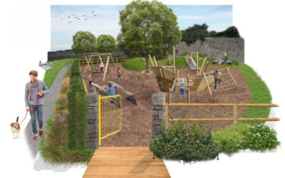 Landmark Presents: The Dell Park Play Area Project