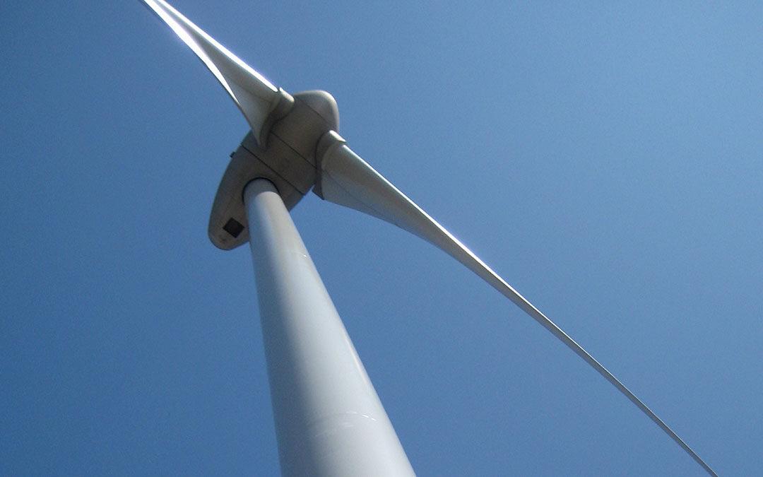 Avonmouth Wind Power Project, Bristol