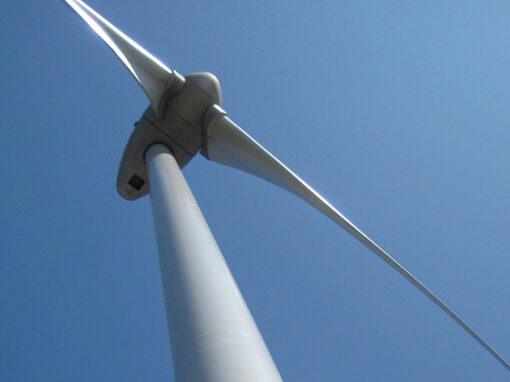 Avonmouth Wind Power Project