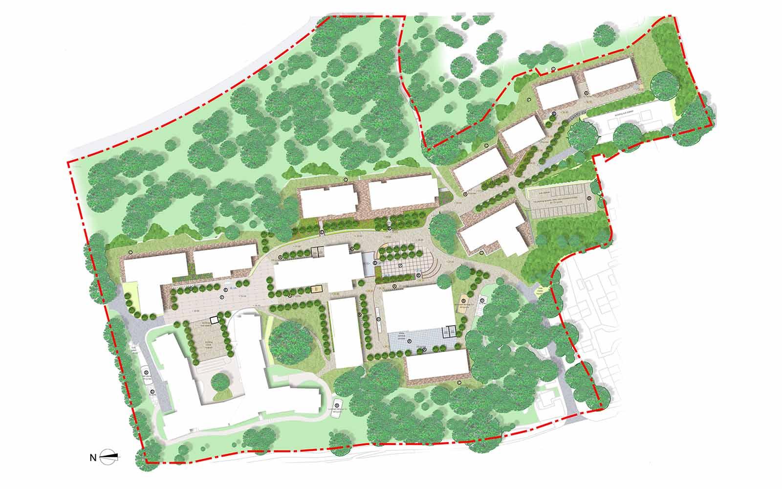 University of Exeter - Birks and Duryard