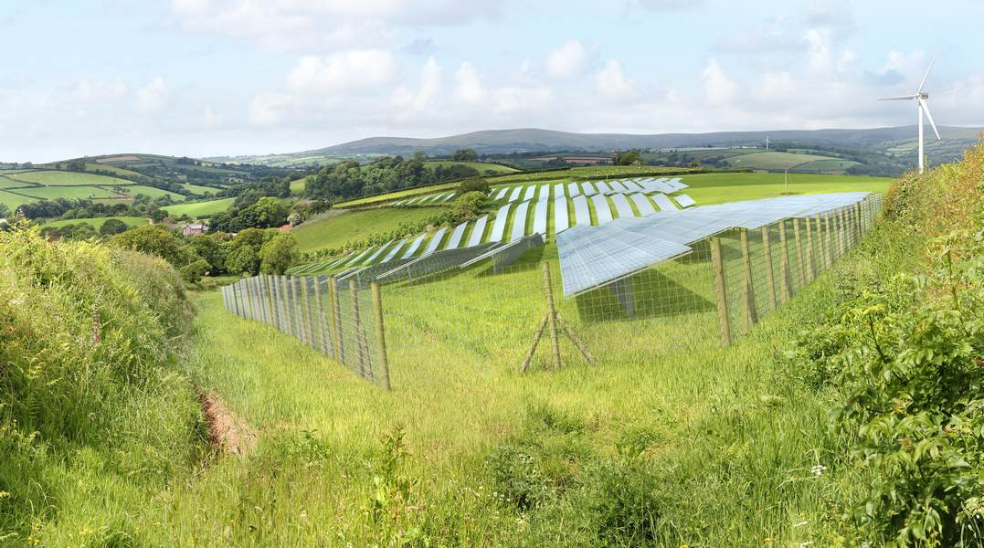 Graphics_Solar & Wind Photomontage