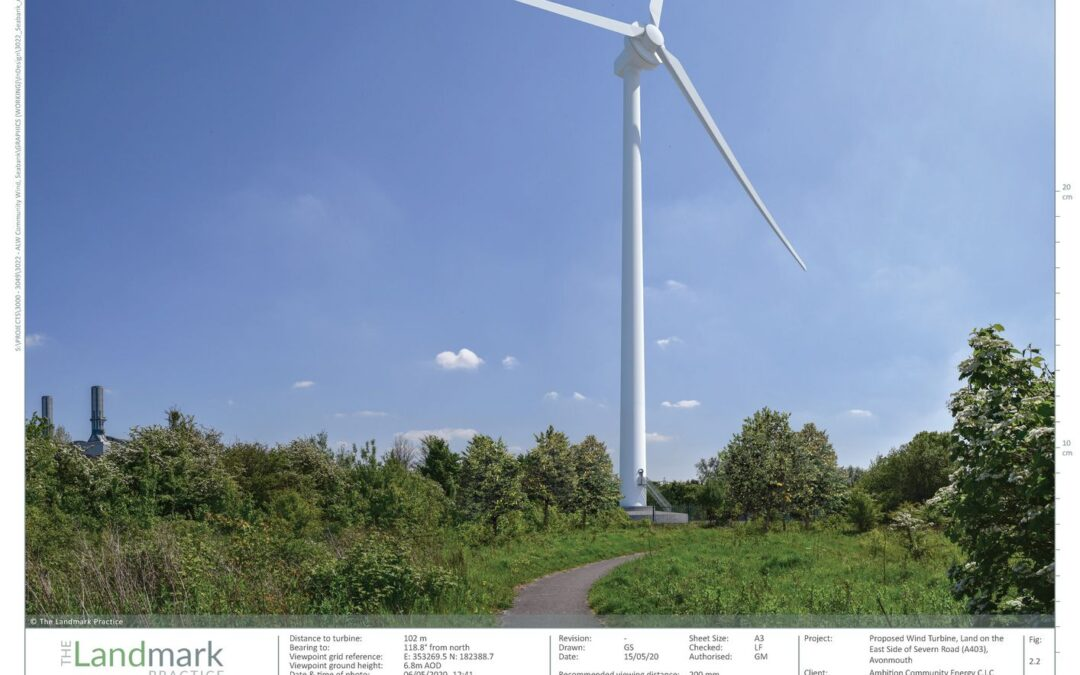 Seabank Community Wind Turbine