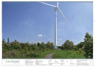 Seabank Community Wind Turbine