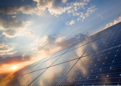 Freathy Solar Park, Cornwall